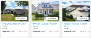 3 annonces de maisons de ville en vente a orlando