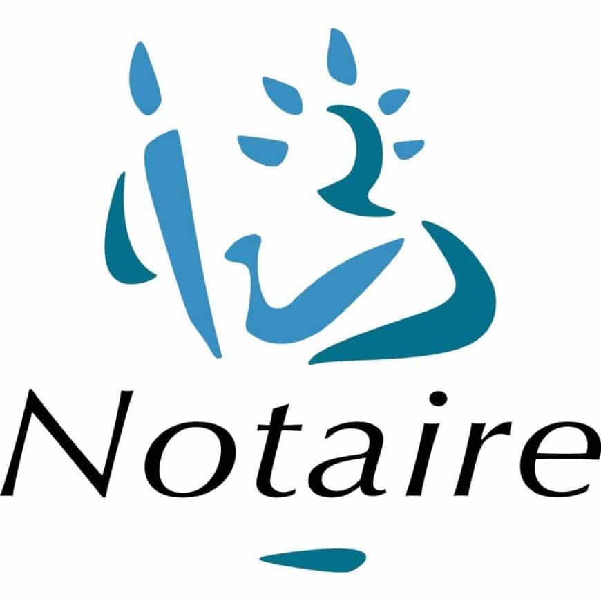 logo des notaires en France
