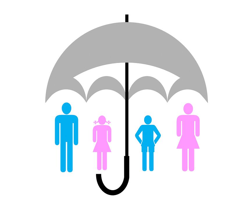 assurance pour la maison, la famille
