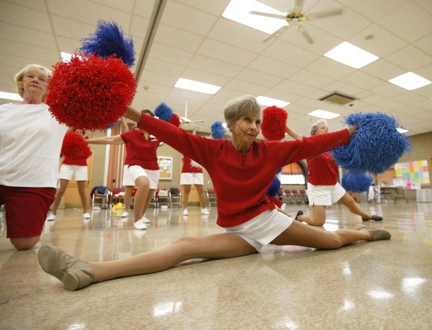 cours danse seniors sun city