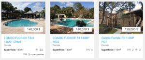 selection 3 condominiums a orlando en floride