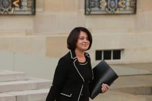 sylvia pinel ministre du gouvernement de manuel valls